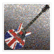 british guitar art