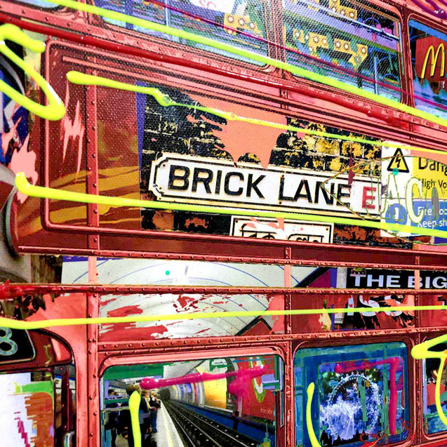 routemaster art