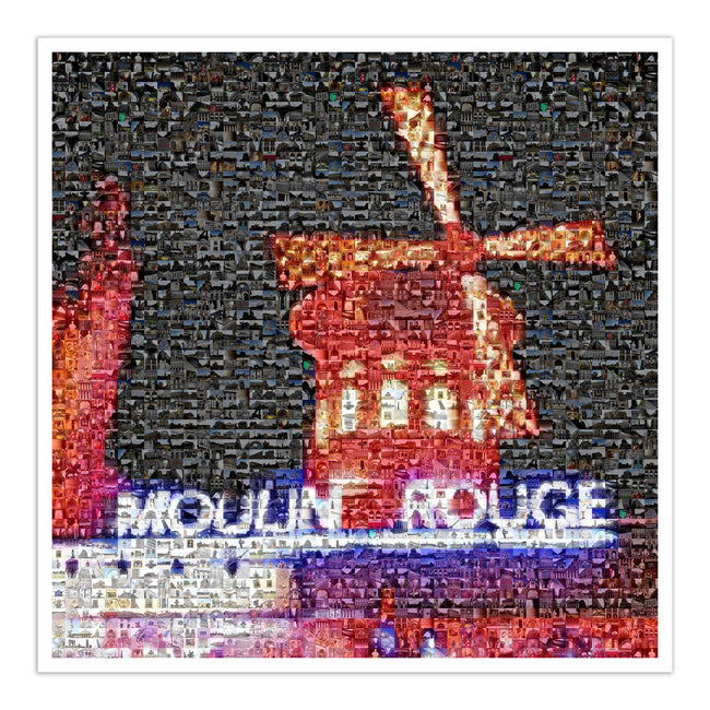 Moulin Rouge art