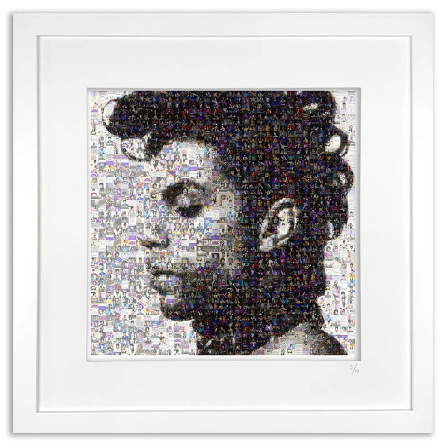 Limited edition prince artwork
