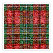 Scottish Tartan art