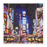 New York mosaic art
