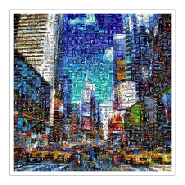 New York Times Square art