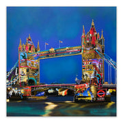 tower bridge art