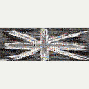 Union Jack Splat Monochrome rec