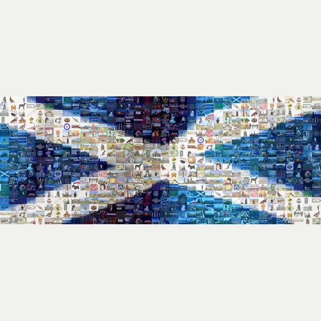 Scottish Flag rec