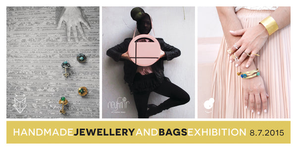 Handmade Jewellery & Bags Exhibition at Atelier Kunst - Moment