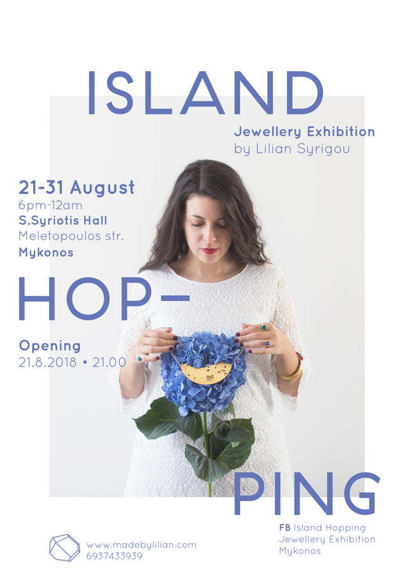 Island Hopping Jewellery Exhibition