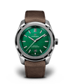 Automatic Chronometer Green 39 mm