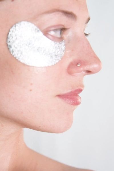 Hologram Foil Eye Mask