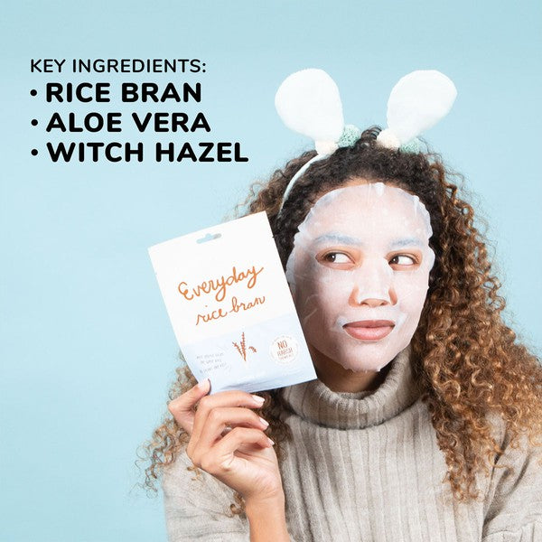 Everyday Rice Bran Soothing Mask
