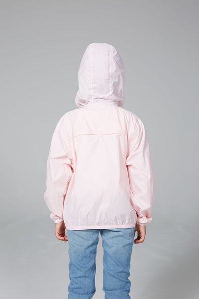 Packable Rain Jacket - Pink (Kids)