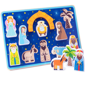 Piece On Earth Nativity Puzzle