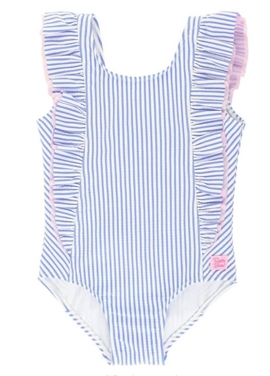 Periwinkle One Piece (Toddler/Girls)