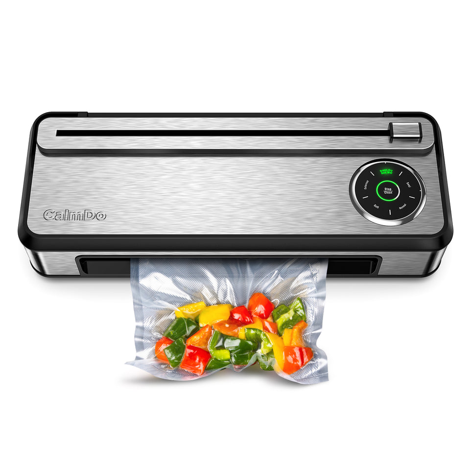CalmDo Vacuum Sealer Machine V77 CalmDo Vacuum Sealer Machine V77 - calmdohome appliance CalmDo
