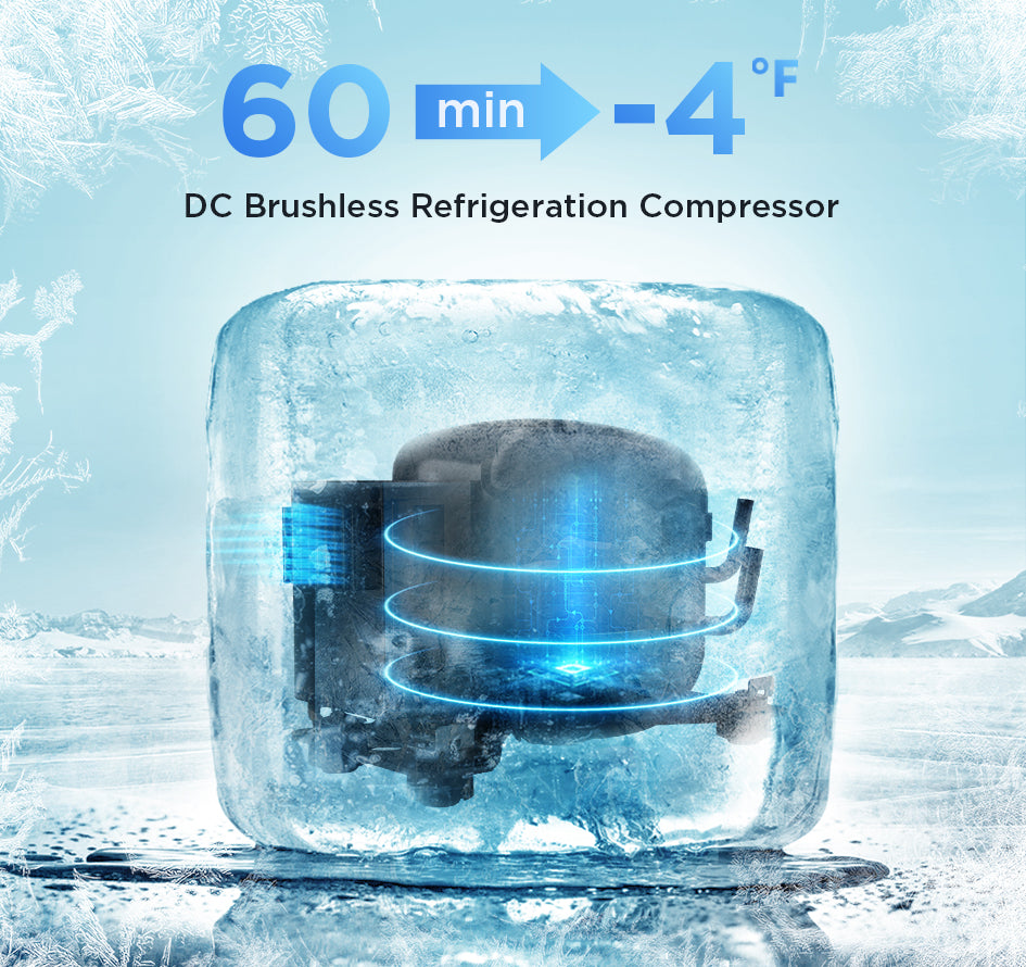 CalmDo Compressor Car Refrigerator Mini Freezer(Not for EU) CalmDo Compressor Car Refrigerator Mini Freezer(Not for EU) - calmdorefrigerator mini freezer calmdo