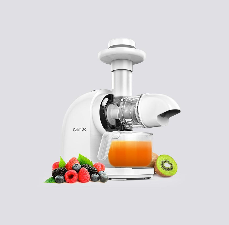 CalmDo Slow Masticating Juicer Machines CalmDo Slow Masticating Juicer Machines - calmdohome appliance calmdo