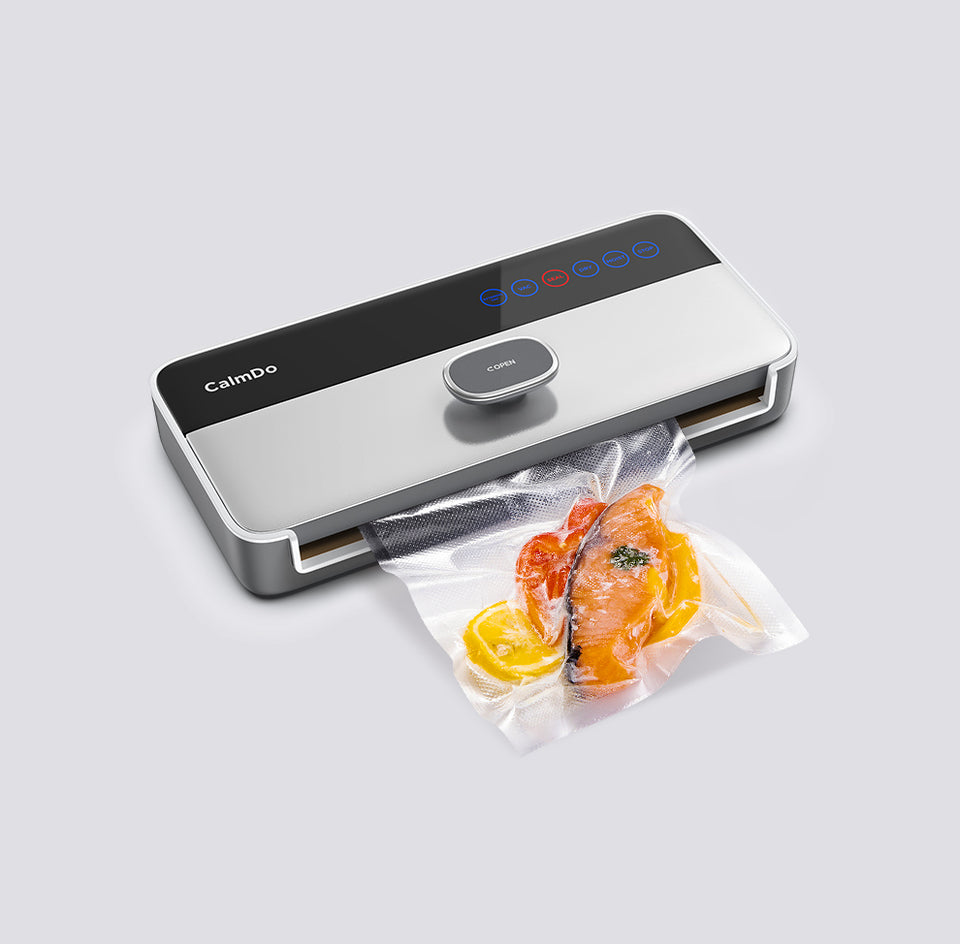 CalmDo Vacuum Sealer, CD-V001 CalmDo Vacuum Sealer, CD-V001 - calmdohome appliance calmdo