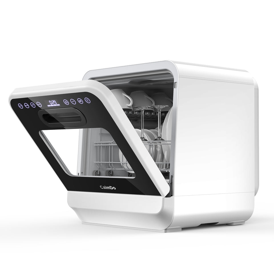 CalmDo Portable Countertop Dishwasher (Just for USA) CalmDo Portable Countertop Dishwasher (Just for USA) - calmdohome appliance calmdo