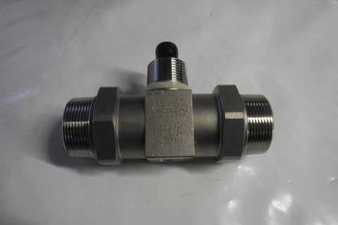 "1.5"" FLOW ELEMENT, 1.5"" MNPT, 15-180 GPM"