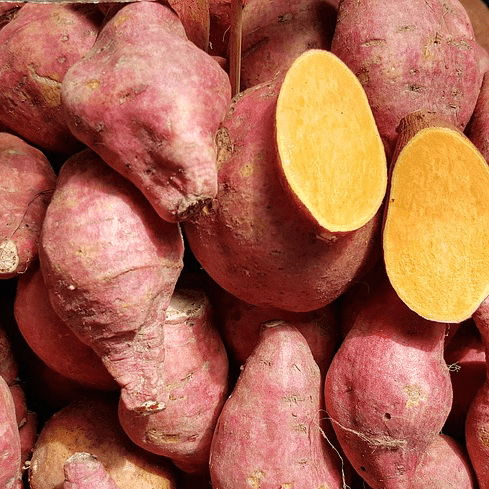 Sweet Potatoes Yams