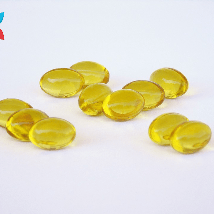 Omega-3 Fish Pills Supplements