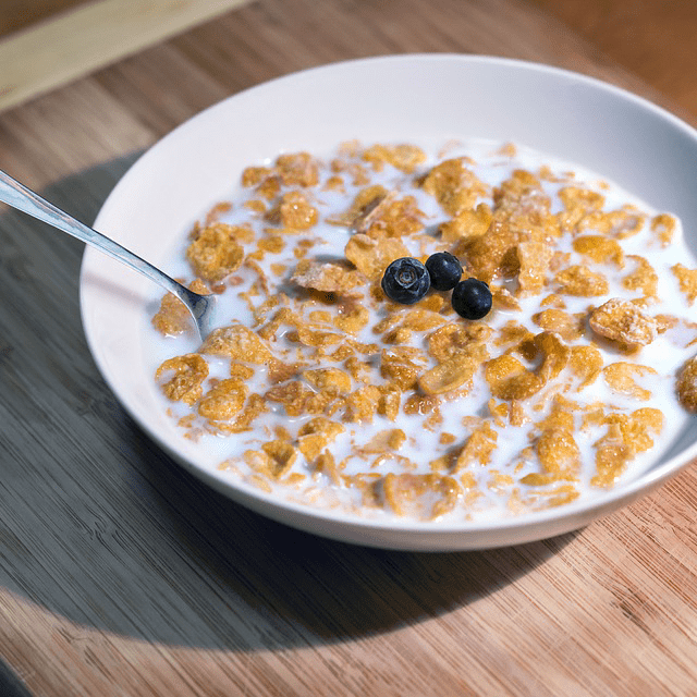 Fortified Cereal Breakfast Milk