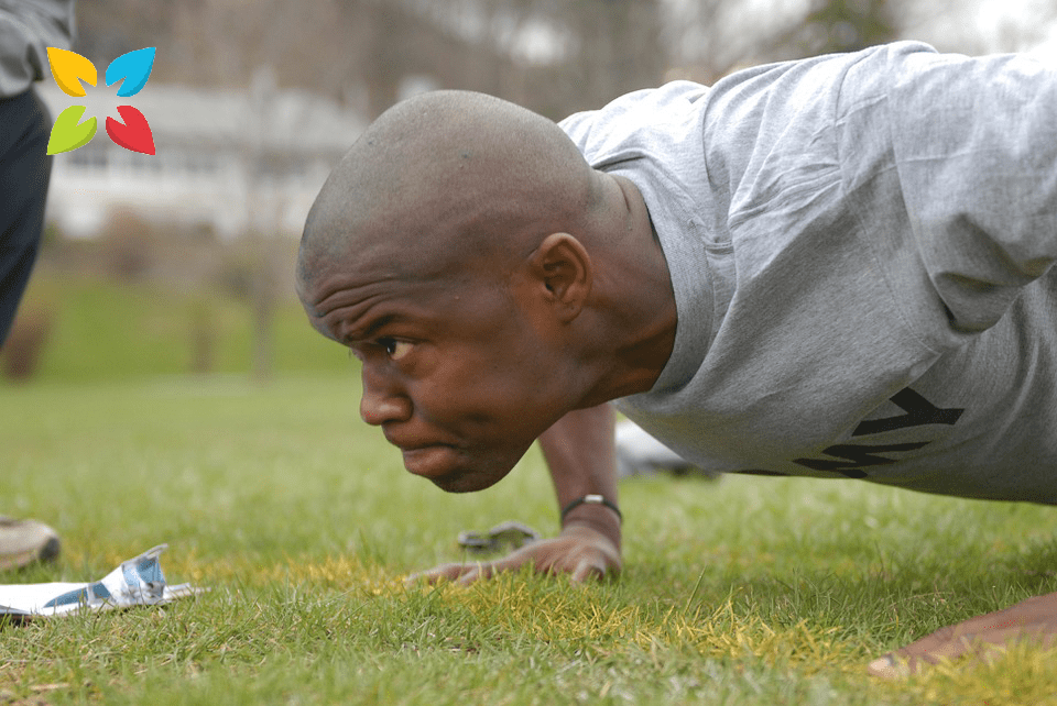 Pushup Bodyweight Exercise Strength Training