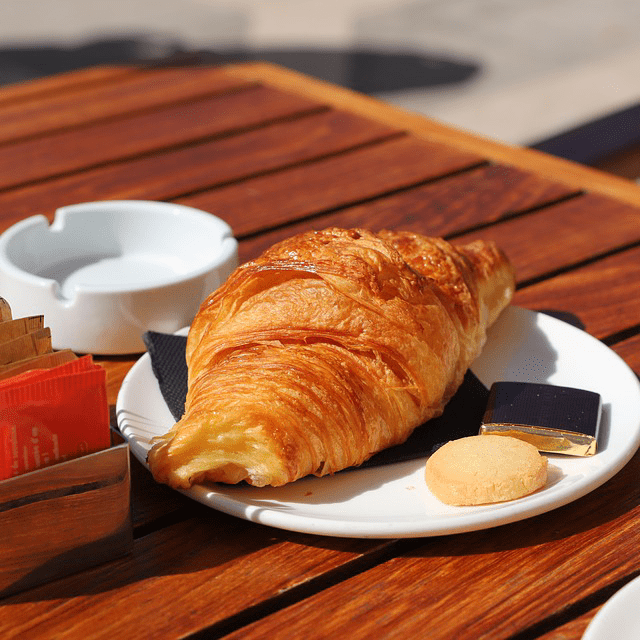 Criossant Breakfast Pastry