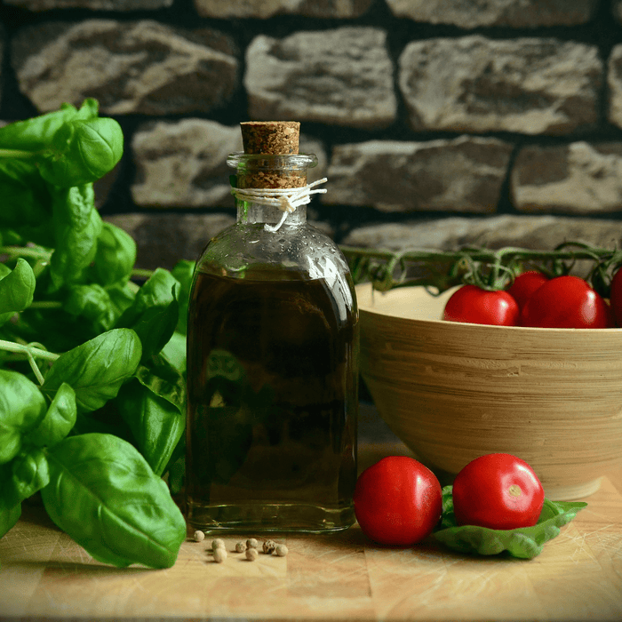 Olive Oil Mediterranean Diet Healthy
