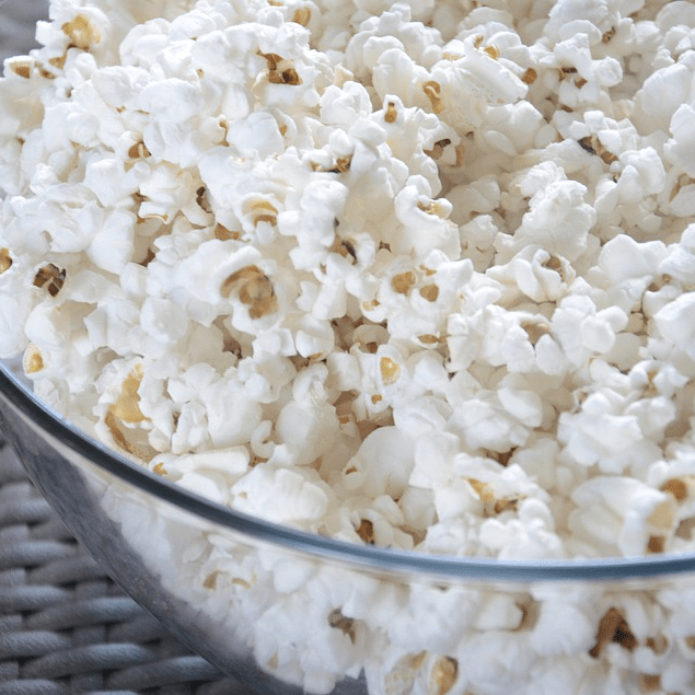 Popcorn Bowl Movie Snack Fiber