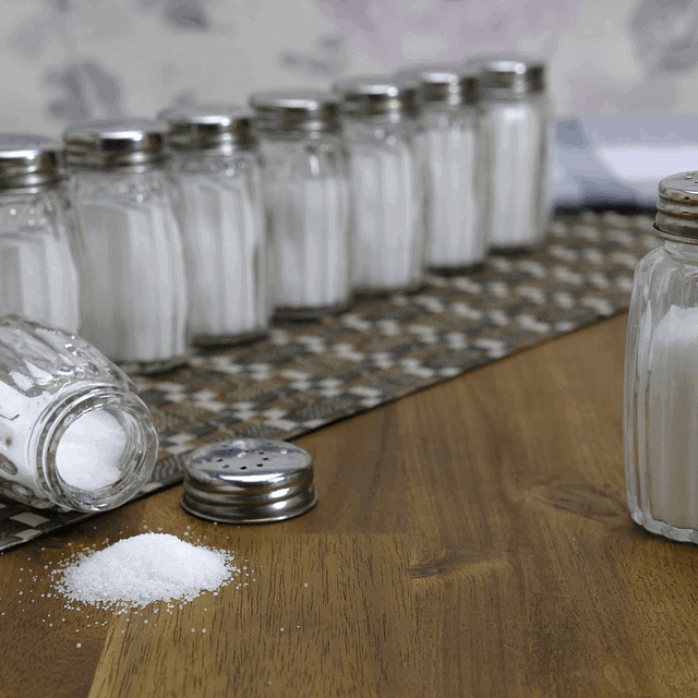 Table Salt Sodium Health