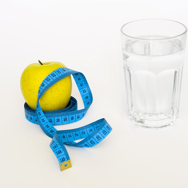 Water Apple Weightloss Tapemeasure
