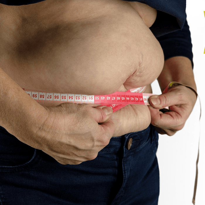 Abdominal Fat Linked With Decline in Fluid Intelligence