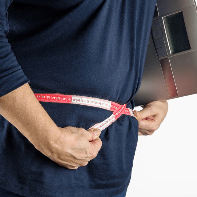 Tape Measure Scale Weight Loss