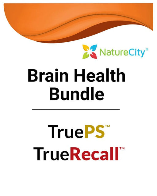 Brain Health Package: TruePS & TrueRecall