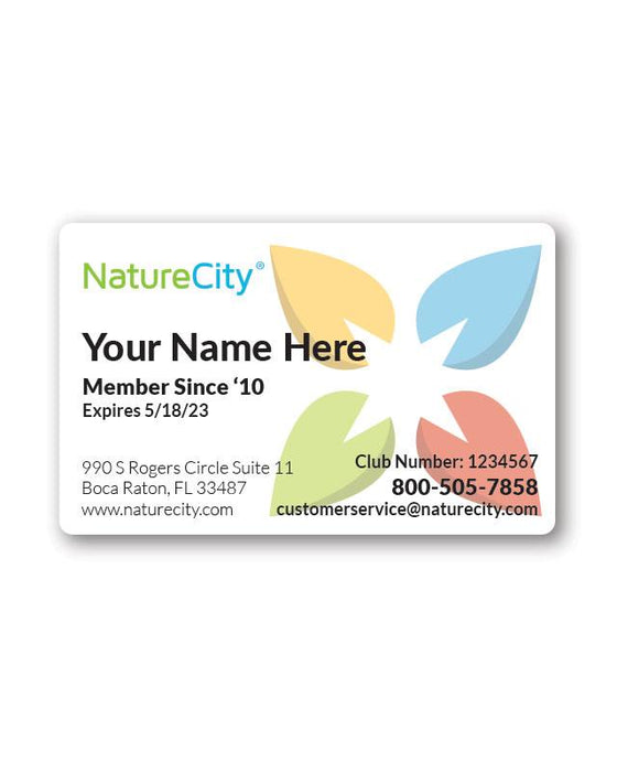 NatureCity Club - 1 Year Membership