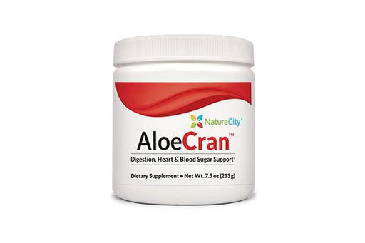 AloeCran - Aloe Vera & Cranberry Drink Mix One bottle