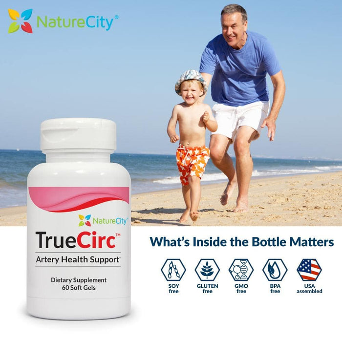 TrueCirc - Advanced Artery & Circulation Support