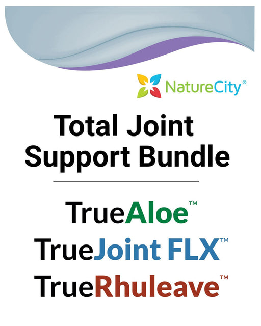 Total Joint Support Package: TrueAloe, TrueJoint FLX & TruePR