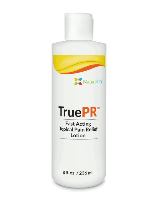 TruePR - Fast Acting Pain Relief Lotion Single Bottle