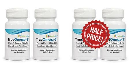 TrueOmega-3 Membership Offer