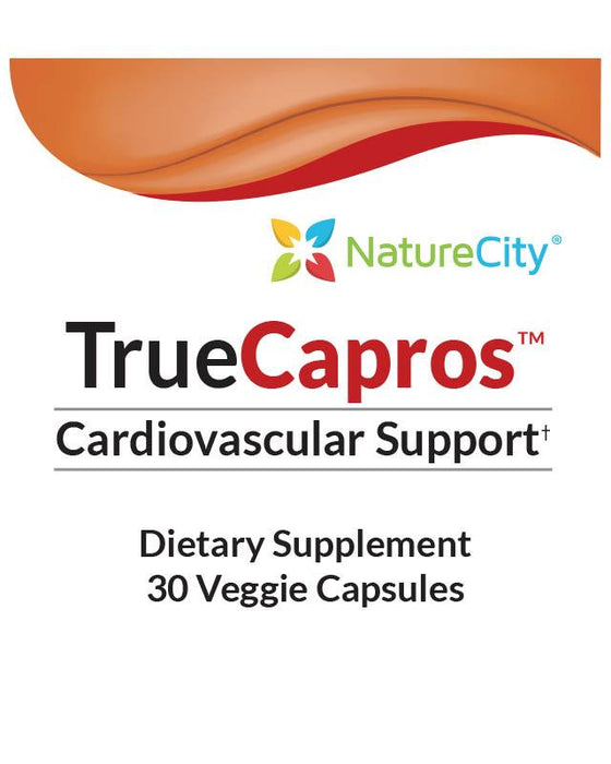 TrueCapros - Label Cardiovascular Support