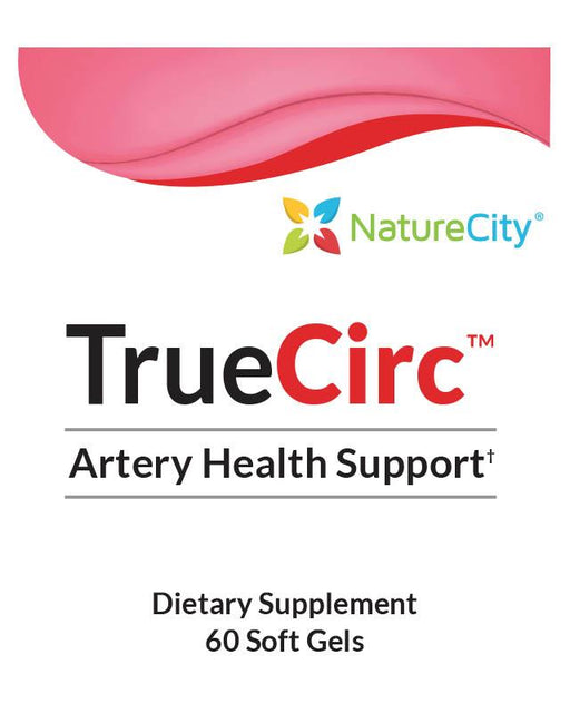 TrueCirc - Label Advanced Artery & Circulation Support