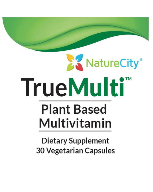 TrueMulti - Plant Based Multivitamin