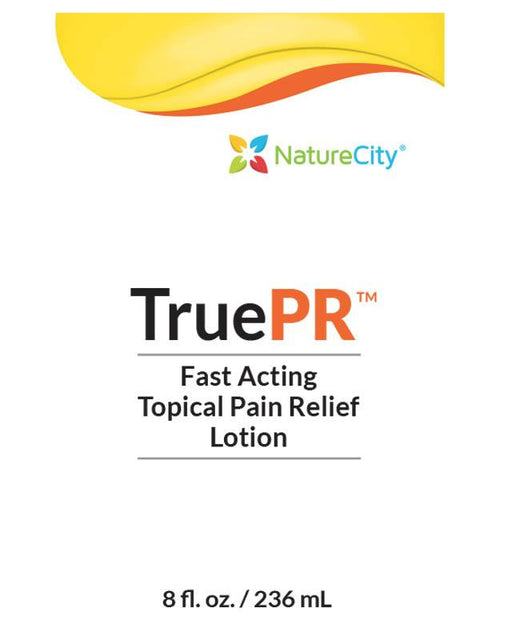 TruePR - Fast Acting Pain Relief Lotion