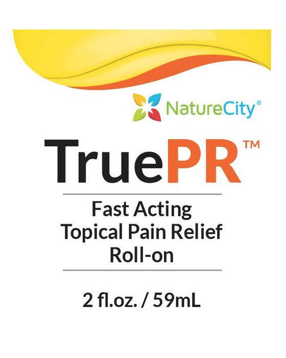 TruePR - Fast Acting Pain Relief Roll-on