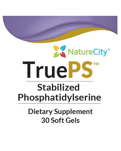 TruePS - Stabilized Phosphatidylserine Brain Support