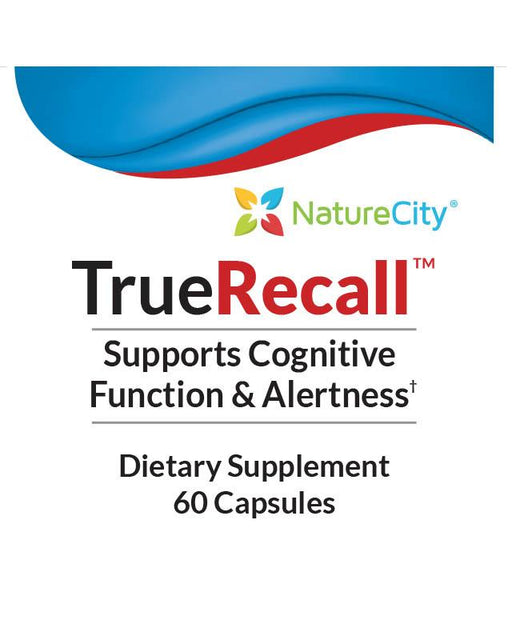 TrueRecall - Support Cognitive Function & Alertness