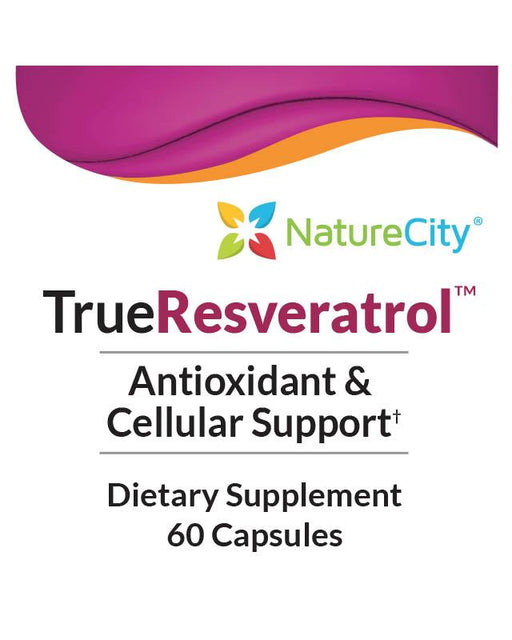 TrueResveratrol - Antioxidant & Cellular Support